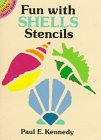 9780486276977: Fun with Shells Stencils (Dover Little Activity Books)