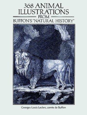 9780486277035: 368 Animal Illustrations from Buffon's