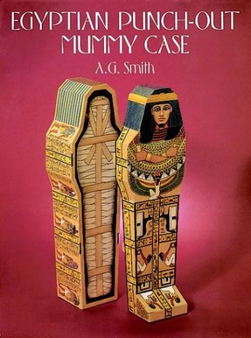 9780486277462: Egyptian Punch-Out Mummy Case (Punch-Out Paper Toys)