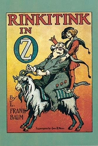 Rinkitink in Oz (Dover Children's Classics)