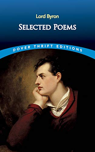 Selected Poems (Dover Thrift Editions): Byron