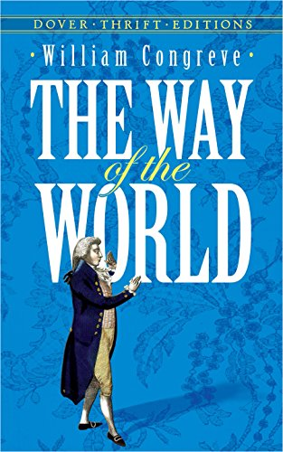 9780486277875: The Way of the World