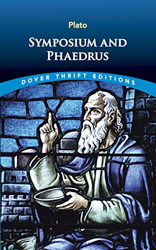 9780486277981: Symposium and Phaedrus (Dover Thrift Editions)