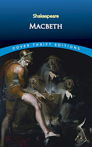 Macbeth (Dover Thrift Editions): Shakespeare, William