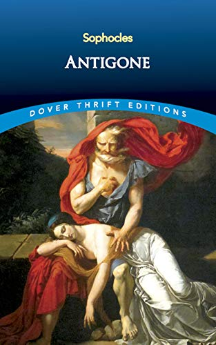 9780486278049: Antigone (Dover Thrift Editions)