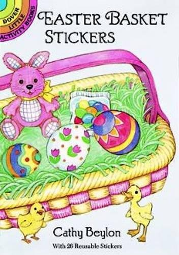 9780486278100: Easter Basket Stickers