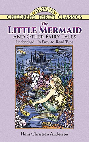 9780486278162: The Little Mermaid and Other Fairy Tales: Unabridged in Easy-to-Read Type (Dover Children's Thrift Classics)