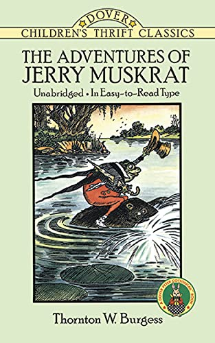 9780486278179: The Adventures of Jerry Muskrat (Dover Children's Thrift Classics)