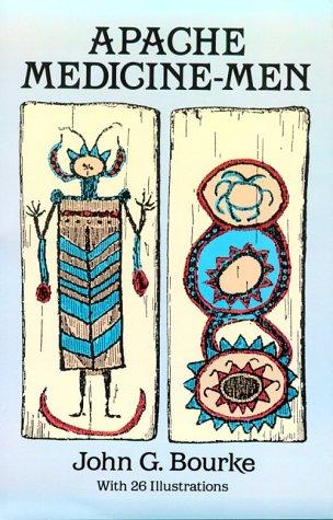 9780486278421: Apache Medicine-Men (Dover Books on the American Indians)
