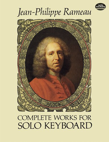 9780486278476: Complete Works for Solo Keyboard (Dover Music for Piano)