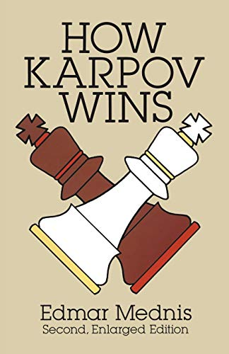 9780486278810: How Karpov Wins