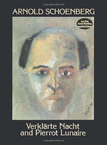 9780486278858: Verklarte Nacht and Pierrot Lunaire (Dover Chamber Music Scores)