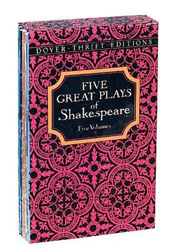 9780486278926: Five Great Plays of Shakespeare
