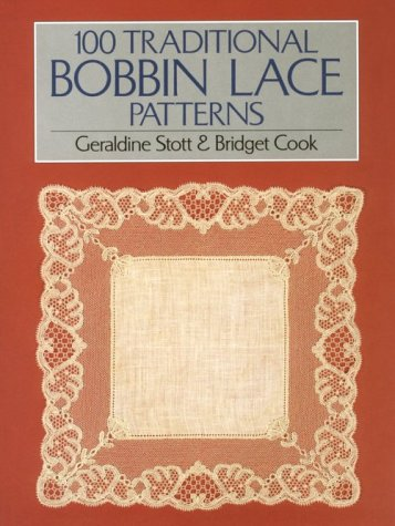 9780486279084: 100 Traditional Bobbin Lace Patterns
