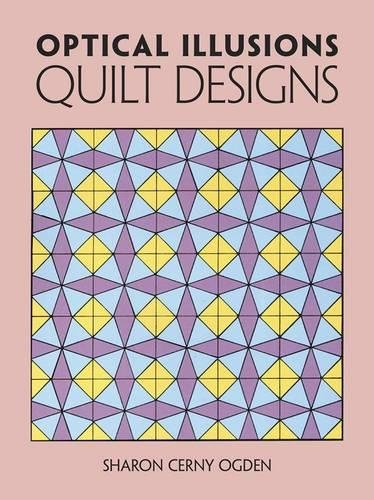 9780486279329: Optical Illusions Quilt Designs (Dover Design Library)