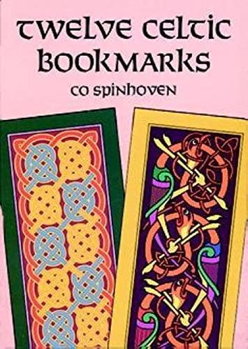 9780486279442: Twelve Celtic Bookmarks (Dover Bookmarks)