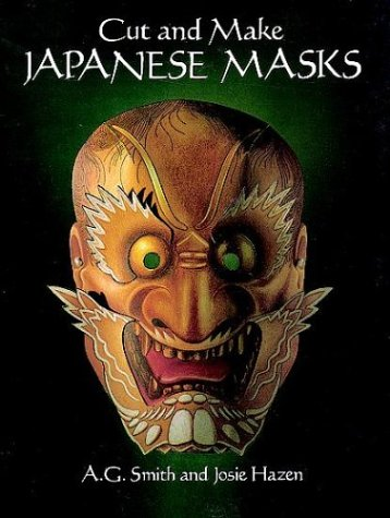 9780486279817: Cut and Make Japanese Masks (Cut-Out Masks)