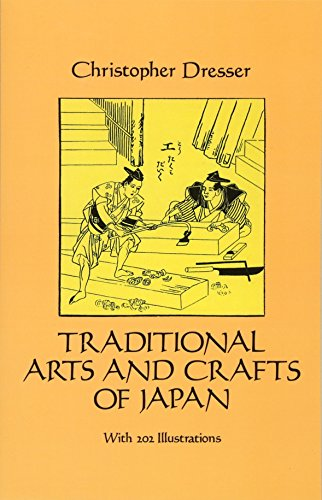 9780486279923: Traditional Arts and Crafts of Japan