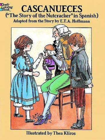 9780486280127: The Nutcracker: Colouring Book (Dover Coloring Book)