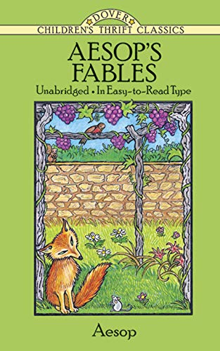 9780486280202: Aesop's Fables (Dover Children's Thrift Classics)