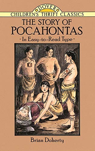9780486280257: The Story of Pocahontas (Dover Children's Thrift Classics)
