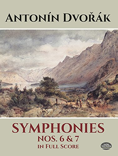 9780486280264: Symphonies Nos. 6 and 7 in Full Score