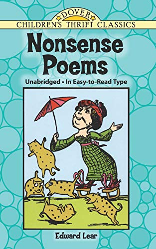 Nonsense Poems (9780486280318) by Edward Lear