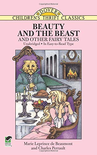 9780486280325: Beauty and the Beast (Dover Children's Thrift Classics)