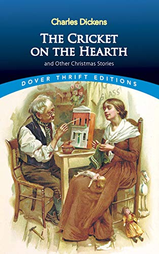 9780486280394: The Cricket on the Hearth: and Other Christmas Stories (Dover Thrift Editions)