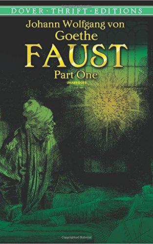Faust: Pt. 1 (Dover Thrift Editions): Goethe, Johann Wolfgang