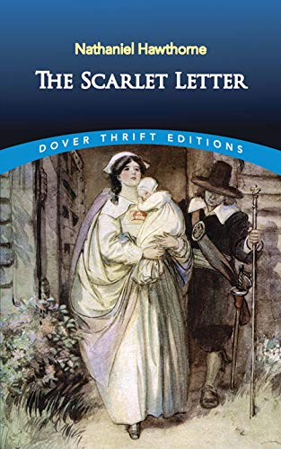 9780486280486: the scarlet letter (dover thrift editions