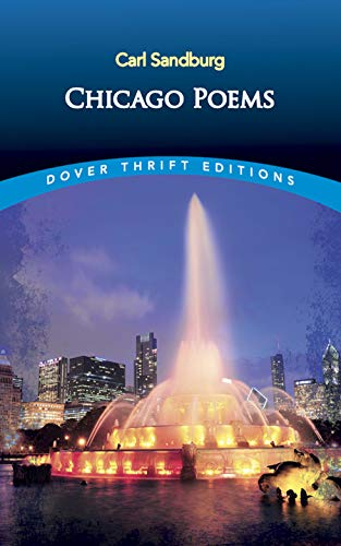 9780486280578: Chicago Poems: Unabridged (Dover Thrift Editions)