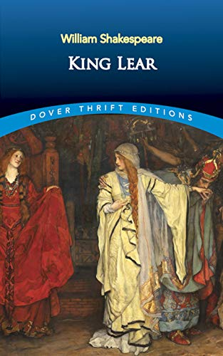 9780486280585: King Lear (Dover Thrift Editions)