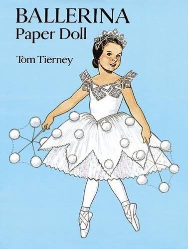 9780486280608: Ballerina Paper Doll