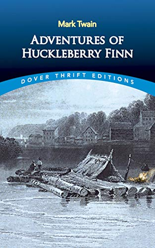 9780486280615: Adventures of Huckleberry Finn (Dover Thrift Editions)
