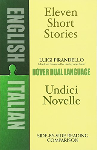 9780486280912: Eleven Short Stories/Undici Novelle: A Dual-Language Book