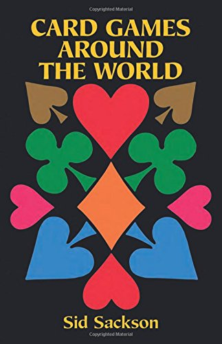 9780486281001: Card Games Around the World (Dover Books on Magic)