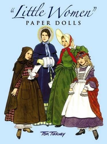 9780486281025: Little Women Paper Dolls (Dover Paper Dolls)