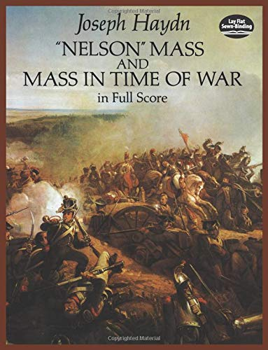 9780486281087: Nelson Mass and Mass in Time of War in Full Score (Dover Music Scores)