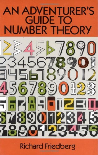 9780486281339: An Adventurer's Guide to Number Theory (Dover Books on Mathematics)