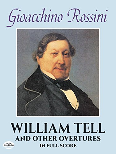 9780486281490: William Tell and Other Overtures in Full Score (Dover Music Scores)