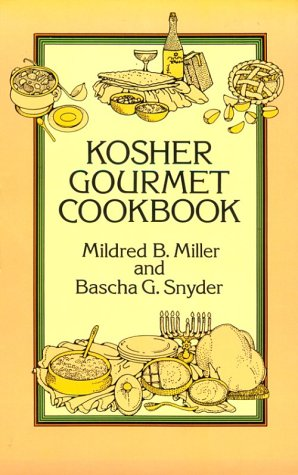 9780486281551: Kosher Gourmet Cookbook
