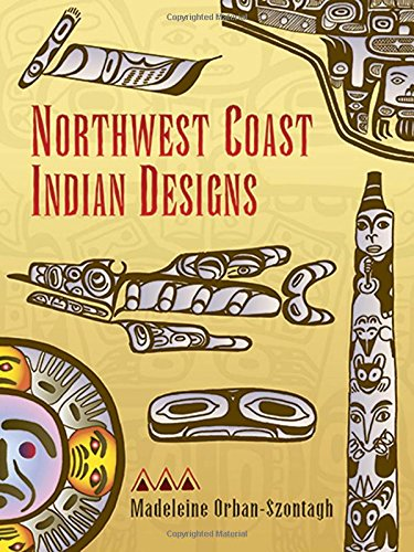 9780486281797: Northwest Coast Indian Designs (Dover Pictorial Archive)