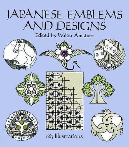 9780486281841: Japanese Emblems and Designs (Dover Pictorial Archive)
