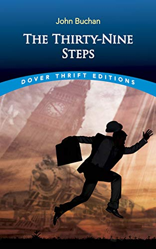 9780486282015: The Thirty-nine Steps (Dover Thrift Editions)