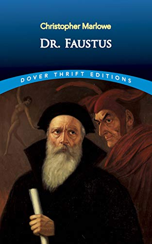 9780486282084: Dr. Faustus (Dover Thrift Editions)