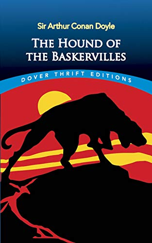 9780486282145: The Hound of the Baskervilles (Dover Thrift Editions)