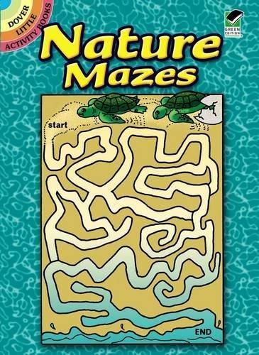 9780486282213: Nature Mazes (Dover Little Activity Books)