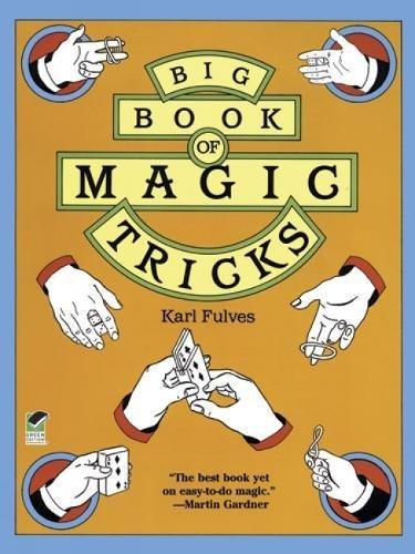 9780486282282: Big Book of Magic Tricks (Dover Magic Books)