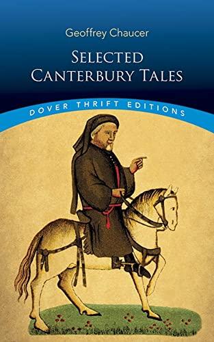 9780486282411: Canterbury Tales: